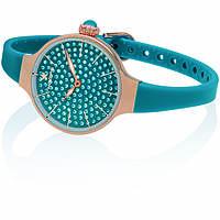 watch only time woman Hoops Cherié Diamonds 160 2593LBG07