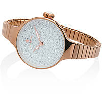 watch only time woman Hoops Cherié Diamonds 160 2601L-RG05