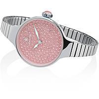 watch only time woman Hoops Cherié Diamonds 160 2601L-S02