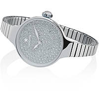 watch only time woman Hoops Cherié Diamonds 160 2601L-S03
