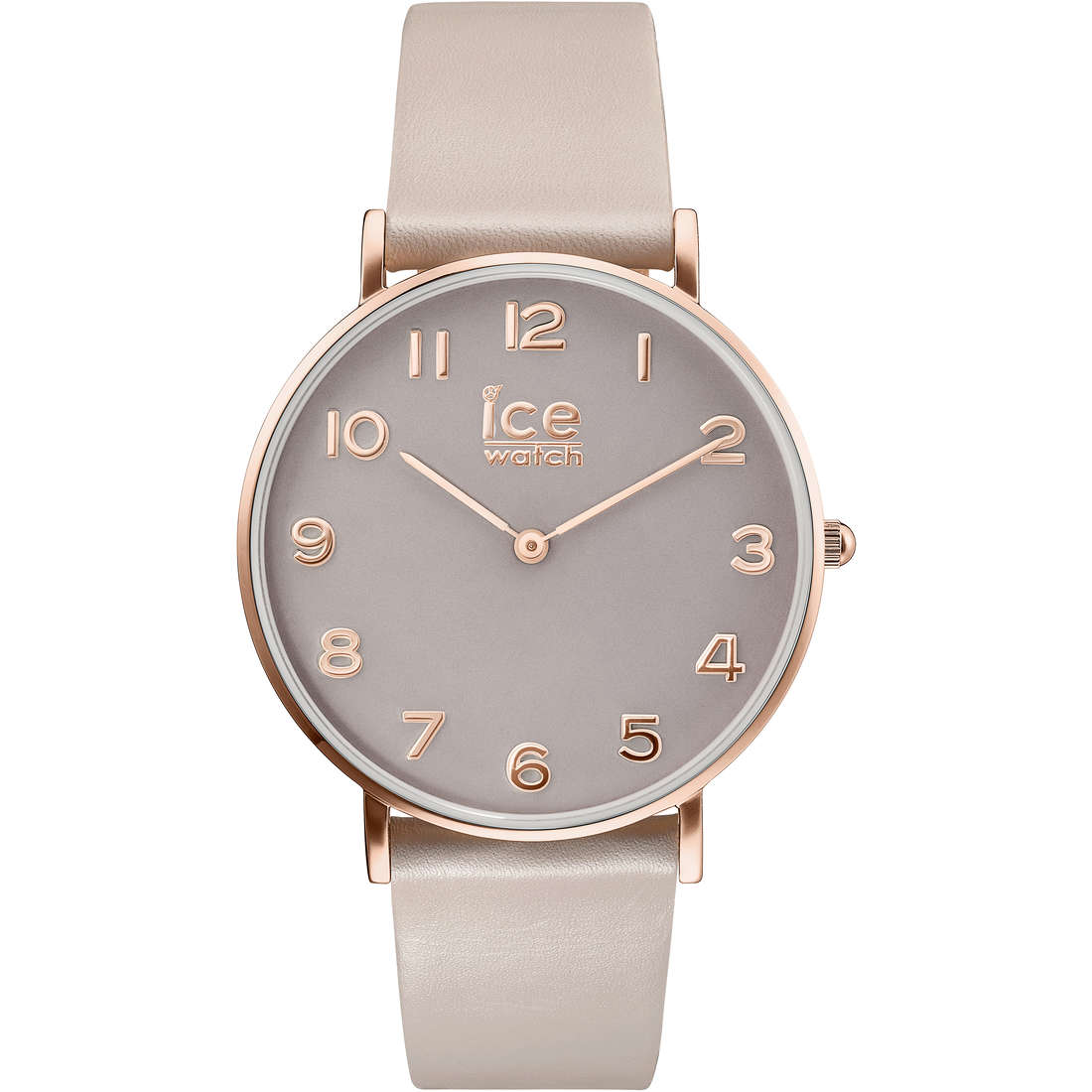 watch only time woman ICE WATCH City Tanner IC.CT.TRG.36.L.16