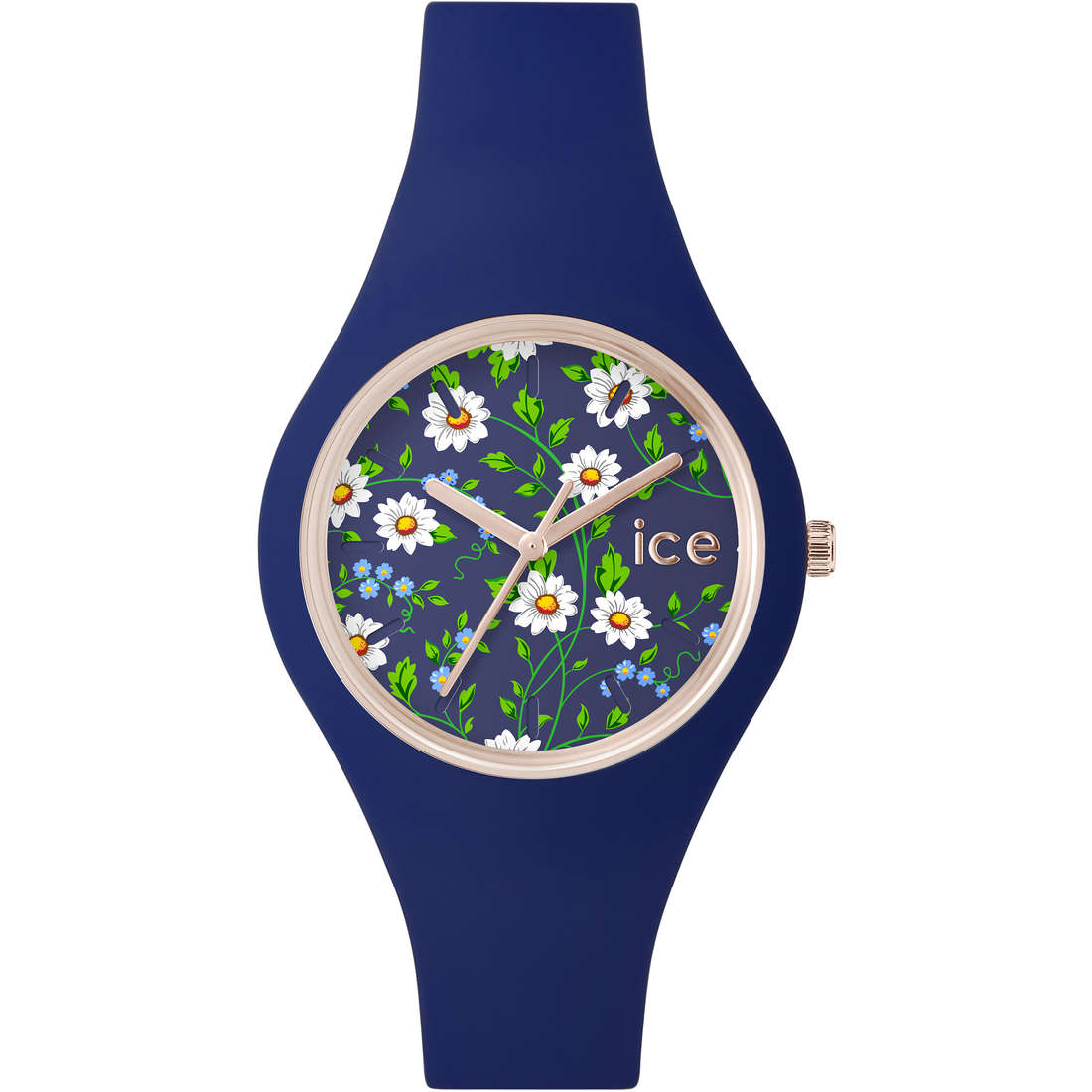 watch only time woman ICE WATCH Ice-Flower IC.ICE.FL.DAI.SS15