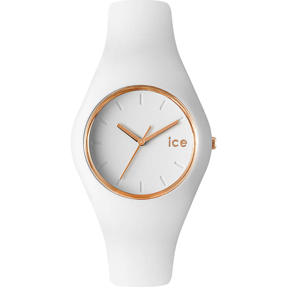 watch only time woman ICE WATCH Ice Glam ICE.GL.WRG.S.S.14