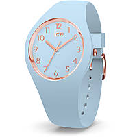 watch only time woman ICE WATCH Ice Glam Pastel IC.015345