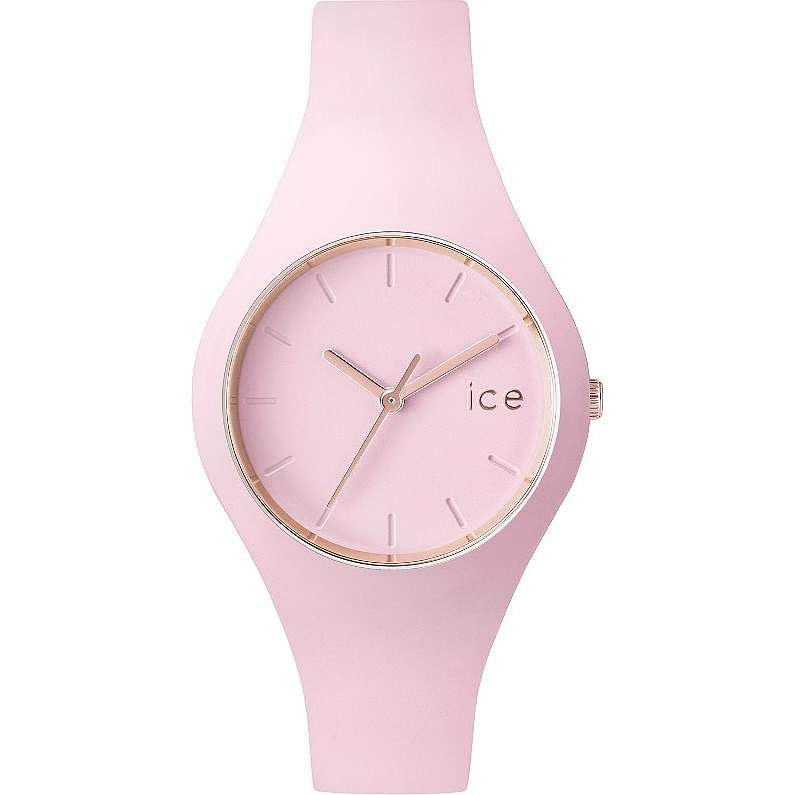watch only time woman ICE WATCH Ice Glam Pastel ICE.GL.PL.S.S.14