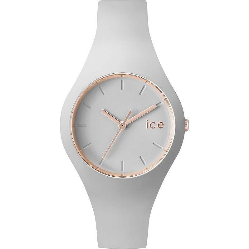 watch only time woman ICE WATCH Ice Glam Pastel ICE.GL.WD.S.S.14