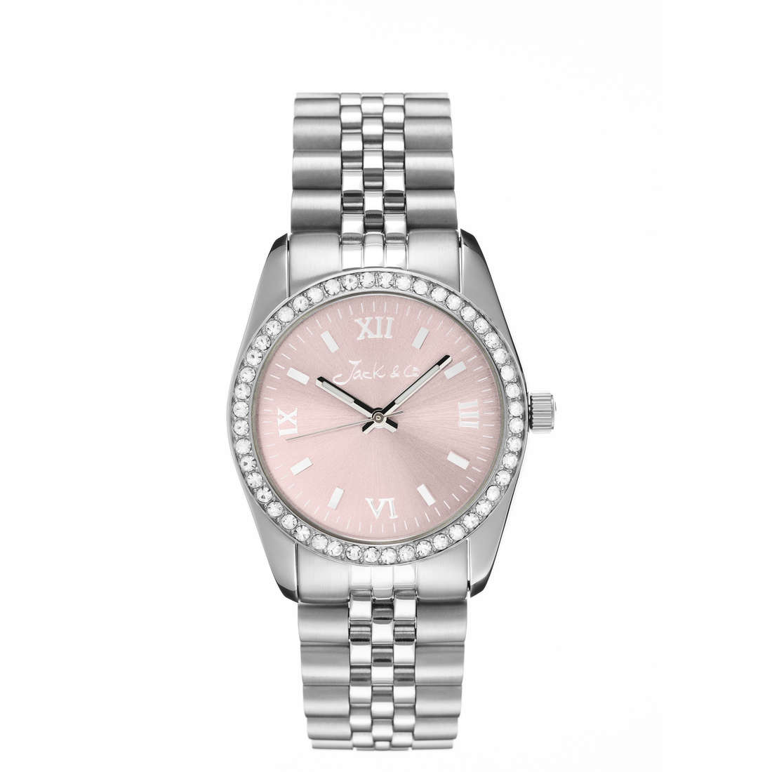 watch only time woman Jack&co JW0125M2