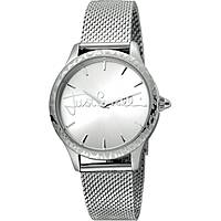 watch only time woman Just Cavalli Logo JC1L023M0065