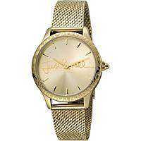 watch only time woman Just Cavalli Logo JC1L023M0095