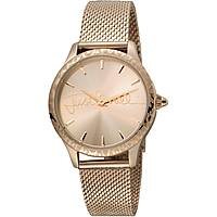 watch only time woman Just Cavalli Logo JC1L023M0105