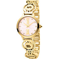watch only time woman Just Cavalli Logo JC1L028M0025