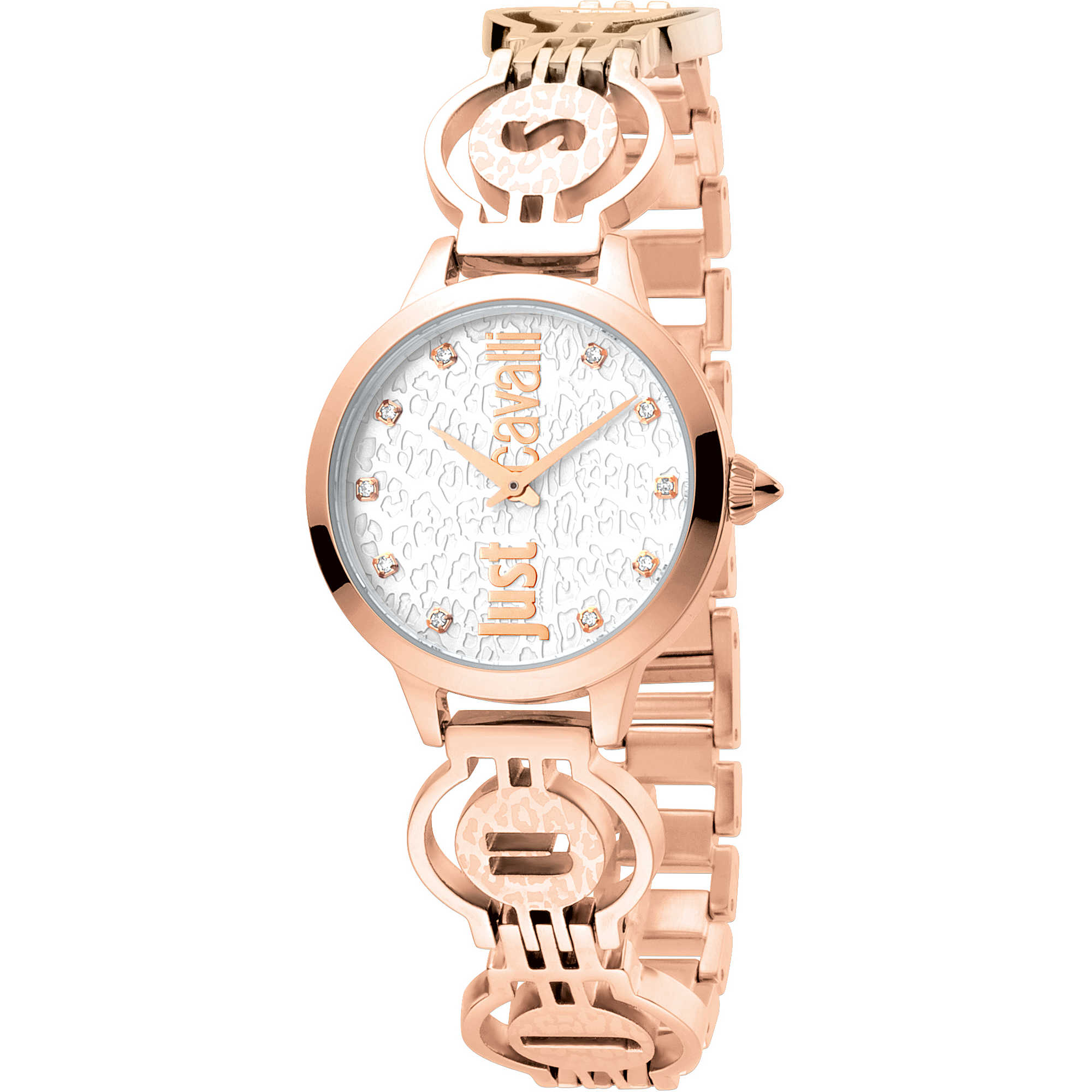 watch only time woman Just Cavalli Logo JC1L028M0045 only time ... b22a8082c1