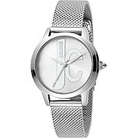 watch only time woman Just Cavalli Logo JC1L050M0065