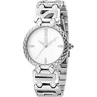 watch only time woman Just Cavalli Logo JC1L056M0015