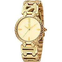 watch only time woman Just Cavalli Logo JC1L056M0025