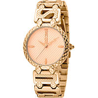 watch only time woman Just Cavalli Logo JC1L056M0035