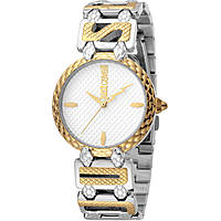 watch only time woman Just Cavalli Logo JC1L056M0045