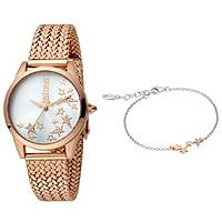 watch only time woman Just Cavalli Relaxed JC1L042M0095