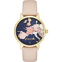 watch only time woman Kate Spade New York Metro KSW1139