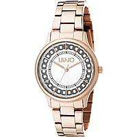 watch only time woman Liujo Aurelia TLJ1130