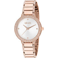 watch only time woman Liujo Brilliant TLJ1282