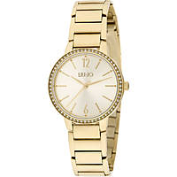 watch only time woman Liujo Circle Clair TLJ1279