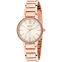 watch only time woman Liujo Circle Clair TLJ1280
