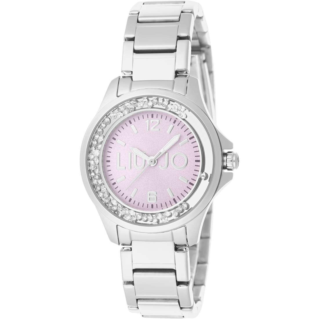 watch only time woman Liujo Dancing Mini TLJ1054