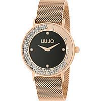 watch only time woman Liujo Dancing Slim TLJ1349
