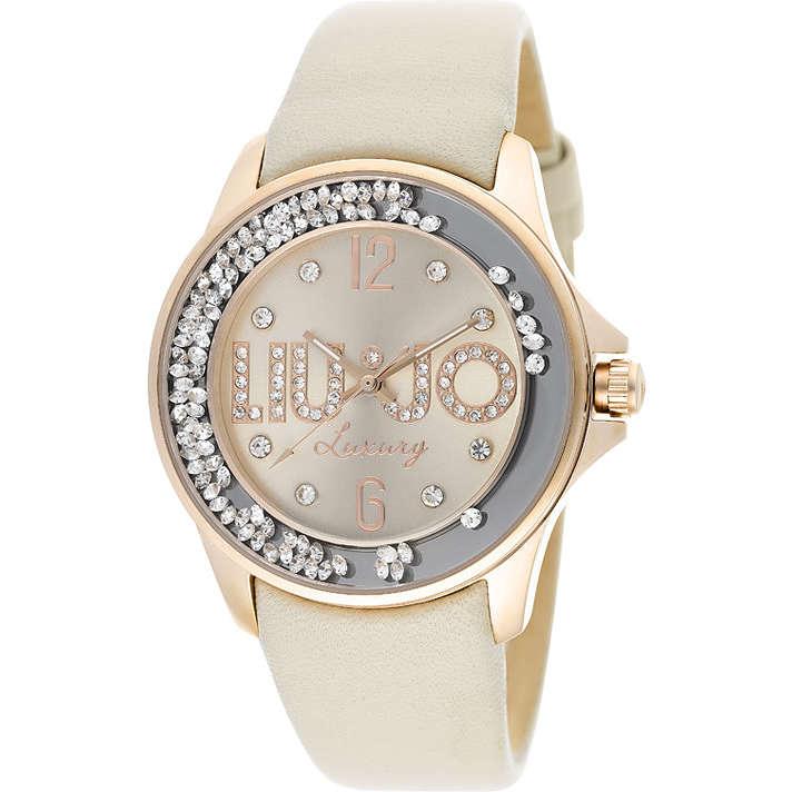 watch only time woman Liujo Dancing TLJ457