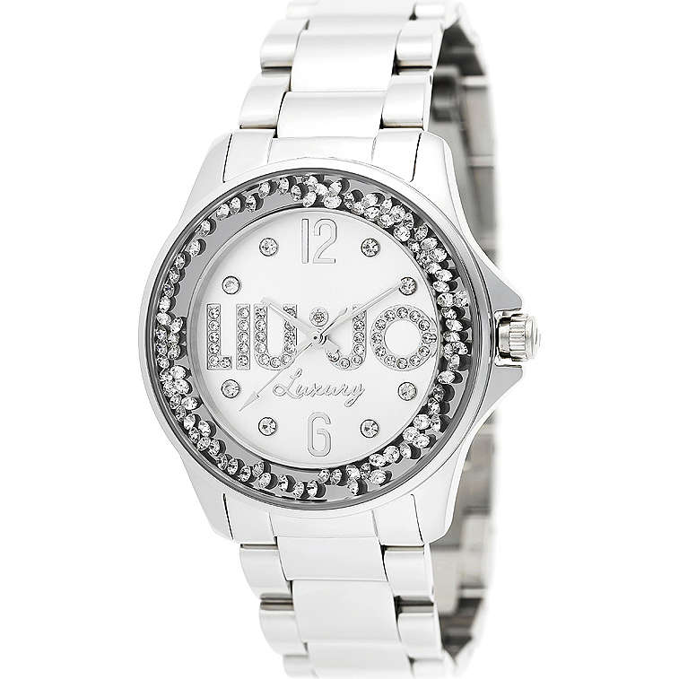 watch only time woman Liujo Dancing TLJ797