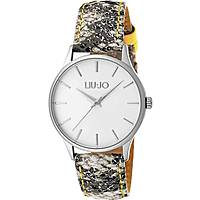 watch only time woman Liujo Gea TLJ1117