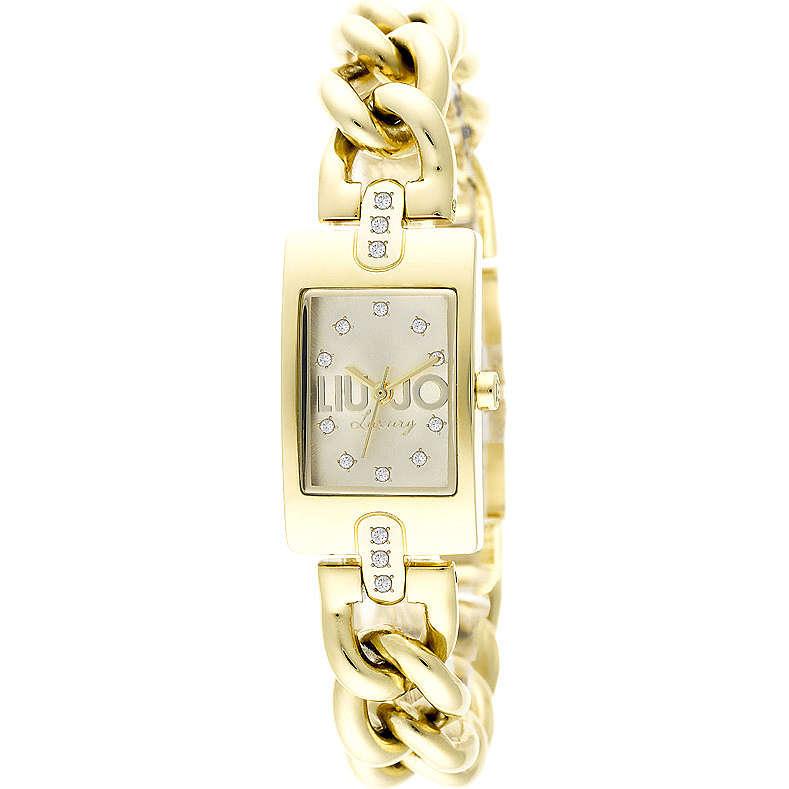 watch only time woman Liujo Kira TLJ923