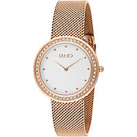 watch only time woman Liujo Luxury Round TLJ1194A