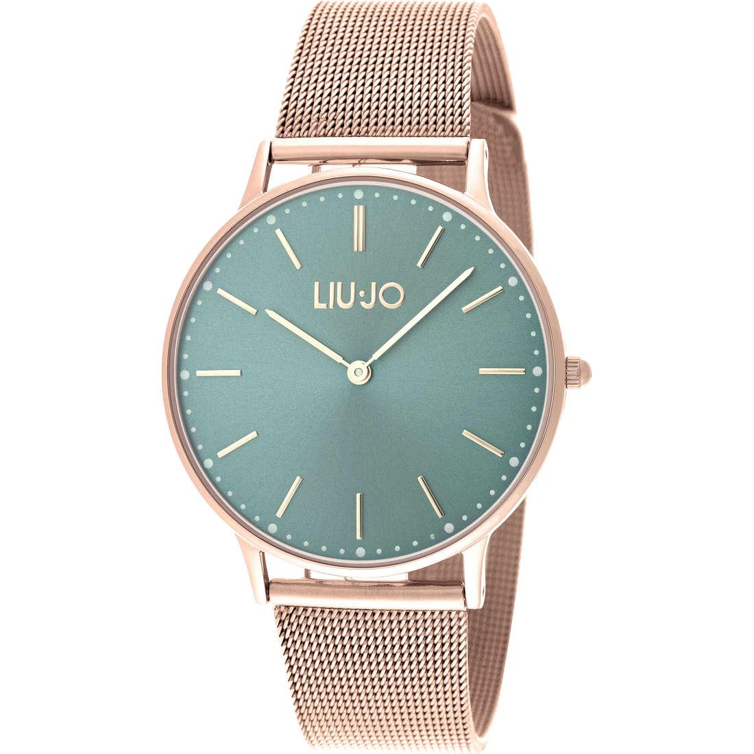 watch only time woman Liujo Moonlight TLJ1058