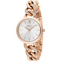 watch only time woman Liujo Pretty Chain TLJ1192A