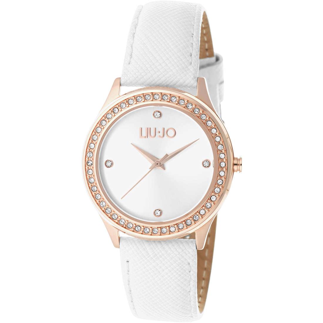 watch only time woman Liujo Roxy TLJ1063