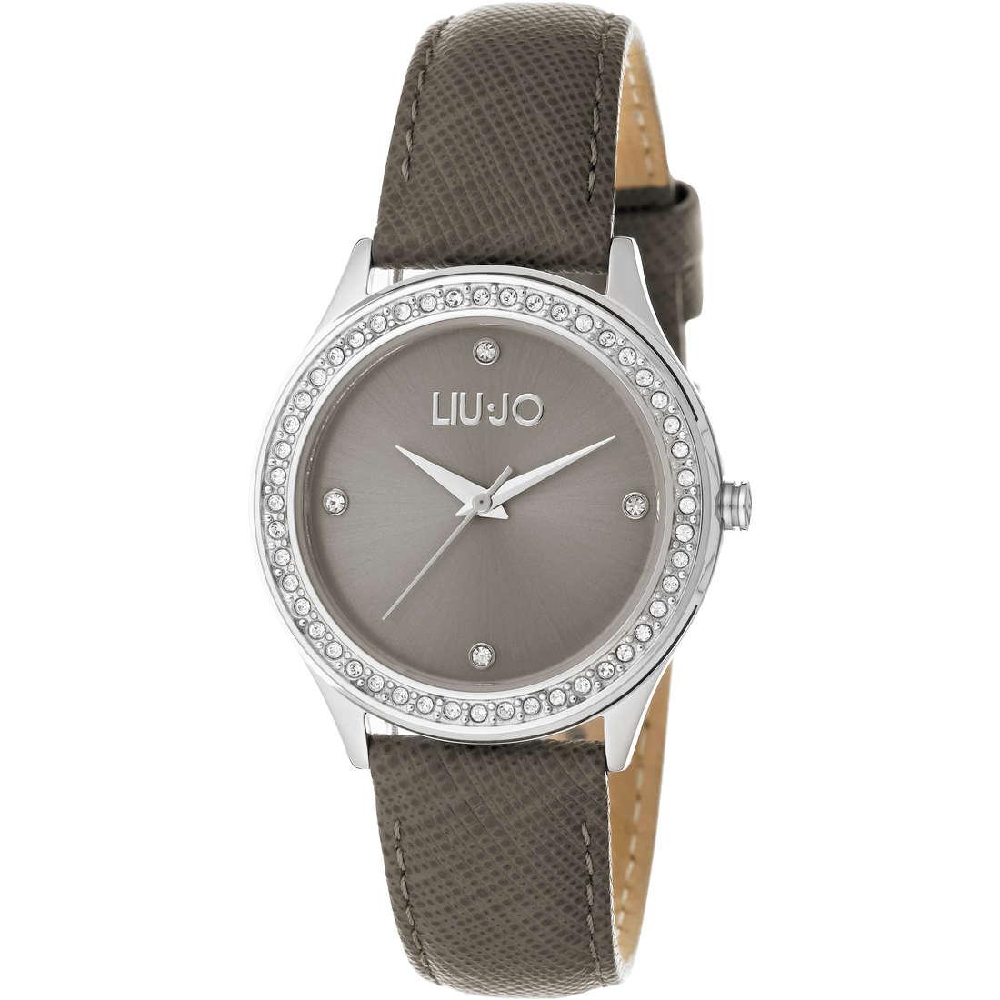 watch only time woman Liujo Roxy TLJ1064