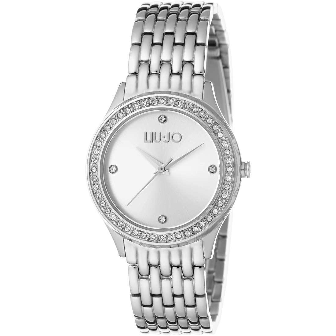 watch only time woman Liujo Roxy TLJ1065