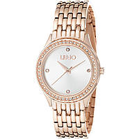 watch only time woman Liujo Roxy TLJ1067