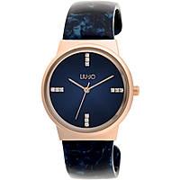 watch only time woman Liujo Sahara TLJ1244
