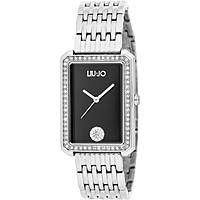 watch only time woman Liujo Unique Brill TLJ1276