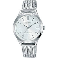 watch only time woman Lorus Classic RG213MX9