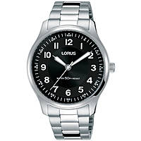 watch only time woman Lorus Classic RG215MX9