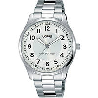 watch only time woman Lorus Classic RG217MX9