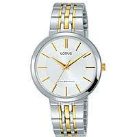 watch only time woman Lorus Classic RG279MX9