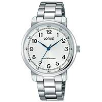 watch only time woman Lorus Classic RG287MX9