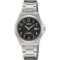 watch only time woman Lorus Classic RH715BX9