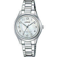 watch only time woman Lorus Classic RRS15WX9