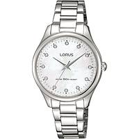 watch only time woman Lorus Classic RRS85VX9
